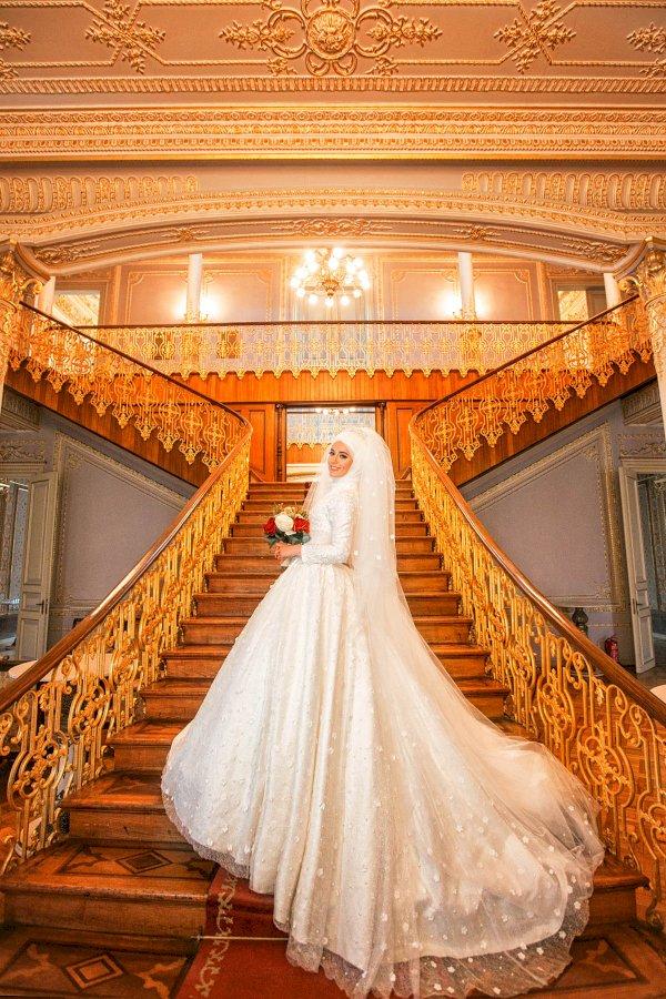 Sait Halim Paşa Yalısı Düğün Fotoğrafları