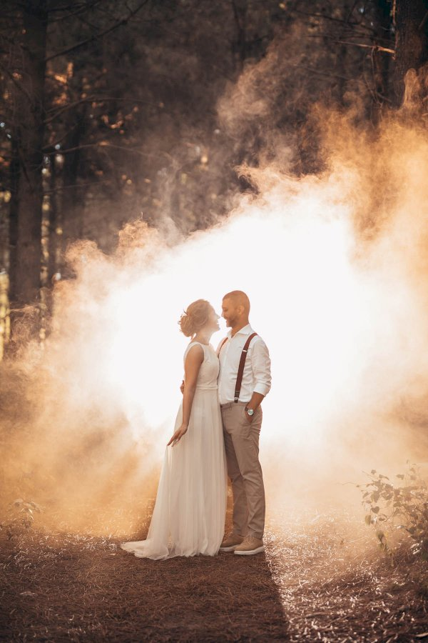 Riva Tarla Düğün Fotoğrafları