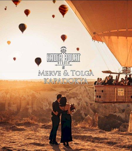 MERVE & TOLGA (Kapadokya Düğün Hikayesi) - Düğün Videoları