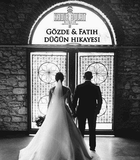 GÖZDE & Fatih Düğün Hikayesi ( Kuaför + Dış Çekim ) - Düğün Videoları